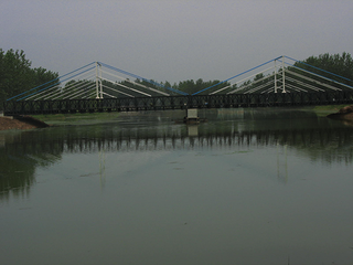 Bailey Bridge For Anhui