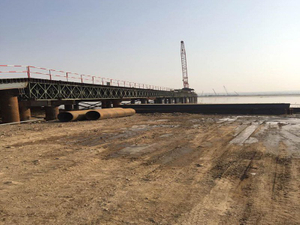 Bailey Bridge For Ningxia