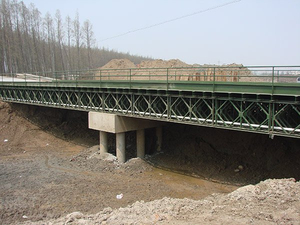 Bailey Bridge For Shanghai